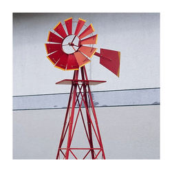 High Quality Metal Garden Decorative Windmill