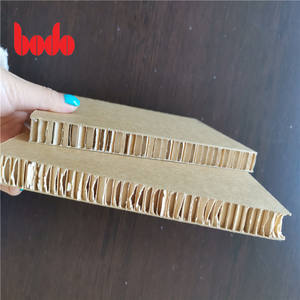 Kraft surface corrugated core paper honeycomb palet honeycomb core board sheets for making shipment