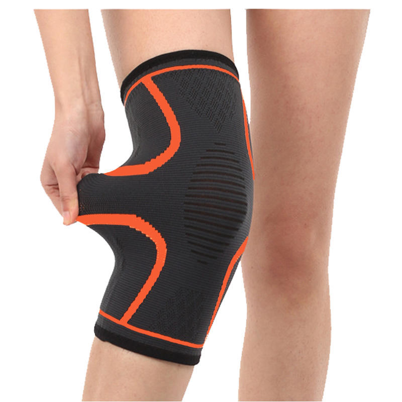 Knee support orthopedic silicone hiking wholesale cricket knee pads