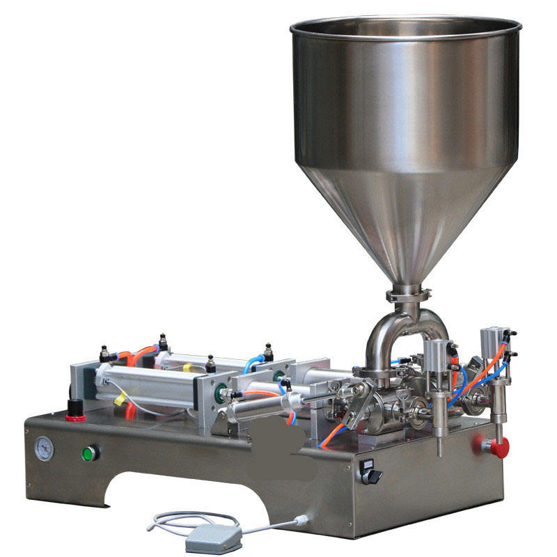 Multi-Functional Double Head Piston Filler For Wholesales