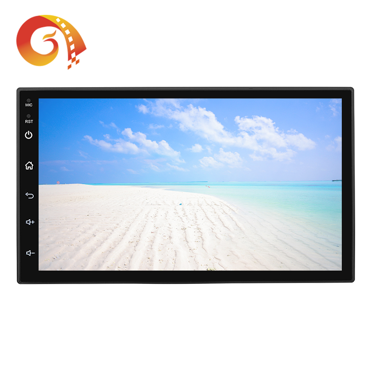 Android 7 Inch Double Din Car MP5 Player DVD Player Car Video Radio