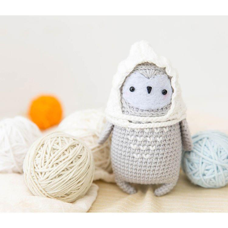 DIY Crochet Fluffy Alpaca Amigurumi Pattern (PDF format) | Crochet ... | 750x750