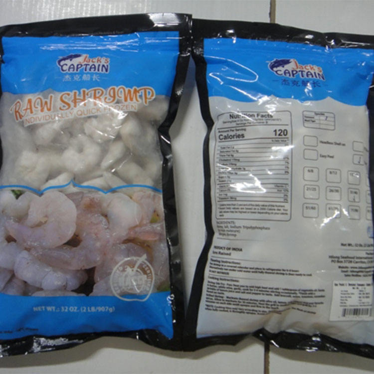 New arrival semi iqf vannamei shrimp with best service and low price