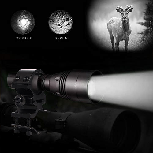 A8Z night vision Osron 850nm outdoor led torch infrared flashlight hunting light