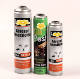 Aerosol Empty Spray Tinplate Metal Can Bottle Plain No Printing Aerosol Can Manufacturer