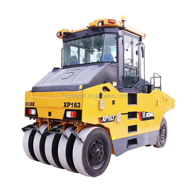 pneumatic tyre vibratory road roller XP203