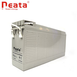 Hot sales General free sealed acid lead deep cycle battery solar 100ah