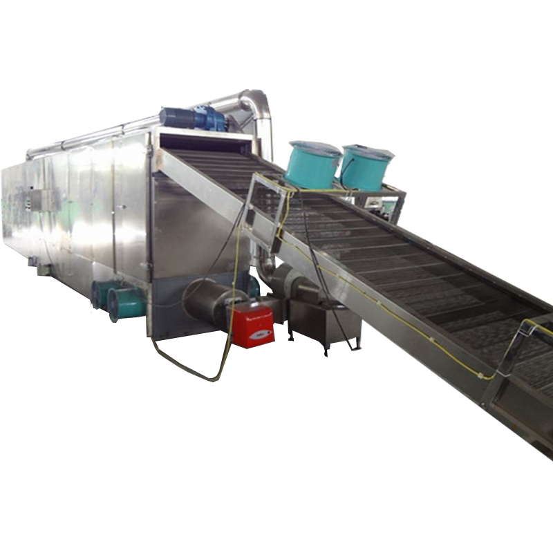 Hot selling continuous seaweed mesh conveyor belt dryer with stainless steel