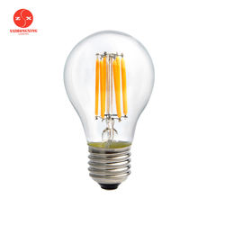 Hot 12V 24V Low voltage dimmable A19 filament led bulb with E26 E27 B22 base