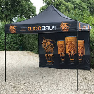 High Top pop up folding Tent for advertising events