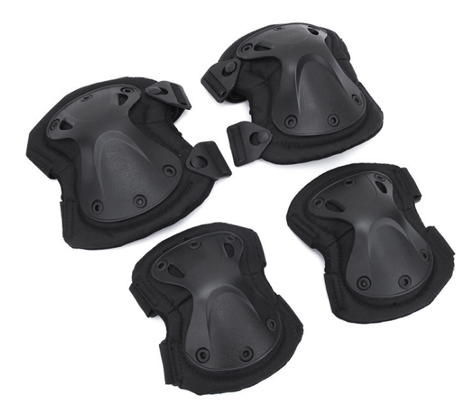High Quality Tactical Military Elbow Knee Pads With Protective Gear