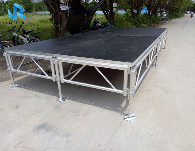 Used Cheap Outdoor Portable Concerts Stage For Sale