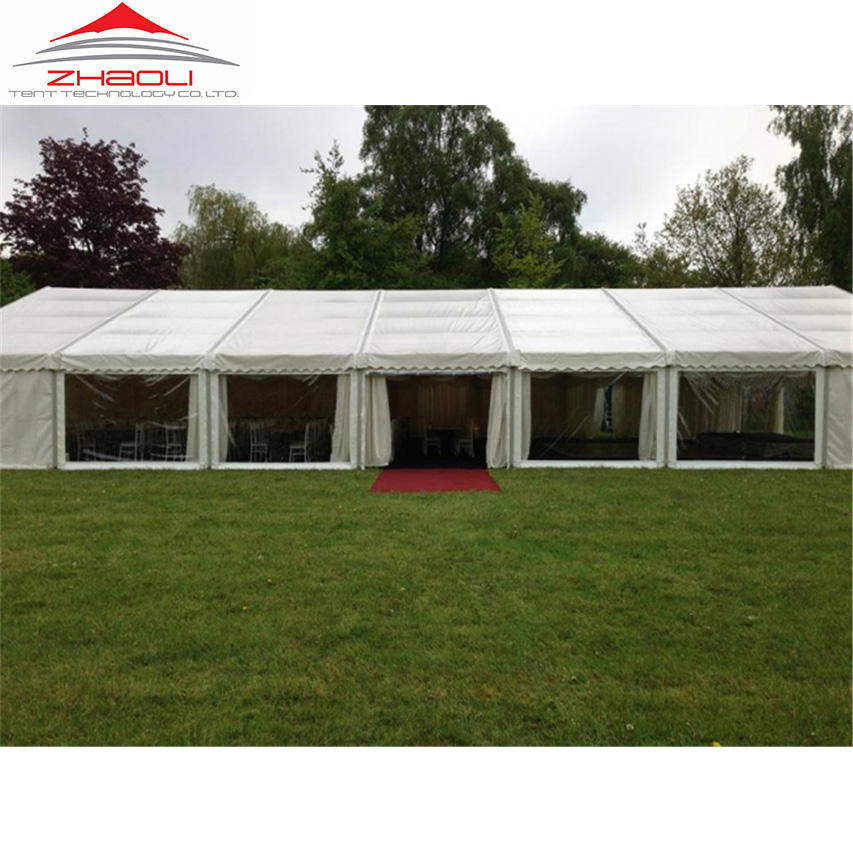 Aluminum Frame Glass Tent for VIP Events, Glass Marquee for Sale