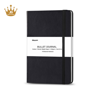 Custom New Design 2019-2020 A5 Size Pu Note Book With Best Price