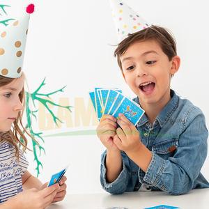 Juegos educativos de cartas para niños Juego de regalo de ortografía fonética