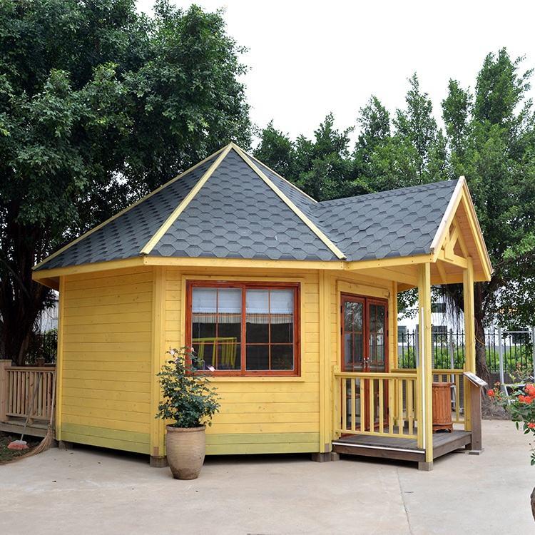 Tailandia cabina portátil <span class=keywords><strong>casa</strong></span> de madera diseños de forma octogonal registro <span class=keywords><strong>casa</strong></span> prefabricadas de madera pequeña <span class=keywords><strong>casa</strong></span>