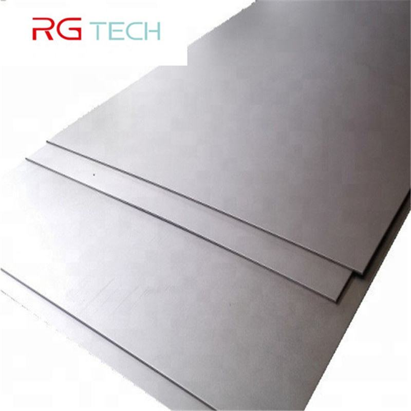 0.8mm-50.8mm asme f 136 titanium plate sheet metal material for sale