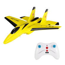 Newest RC Airplane Fixed Wing FX-820 2.4G Remote Control Aircraft Model EPP Foam RC Glider for Micro Indoor Toy Gifts SU-35