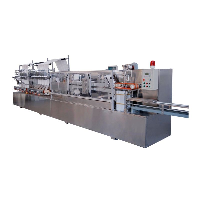 High capacity wet wipes manufacturing machine with best price