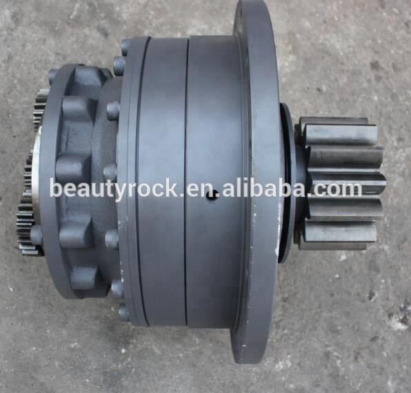 R290LC-7 swing reducer device, excavator slew gearbox 31E9-01052, R320LC-7 swing reduction gearbox
