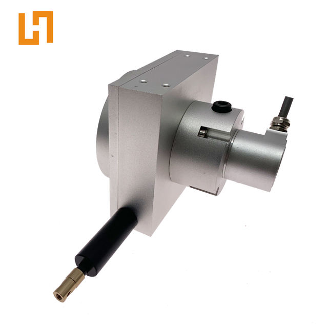 HY115M-6M Tipe 4-20Ma <span class=keywords><strong>Kabel</strong></span> Tarik Absolute Linear Encoder