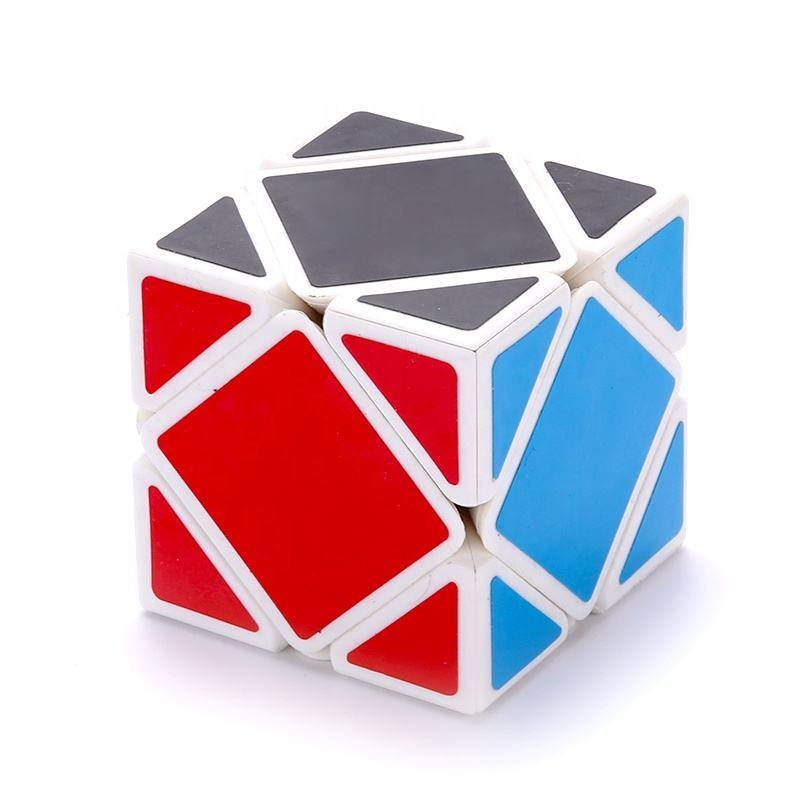 OEM IQ train 5.5cm magical anti stress cube puzzle game for collection