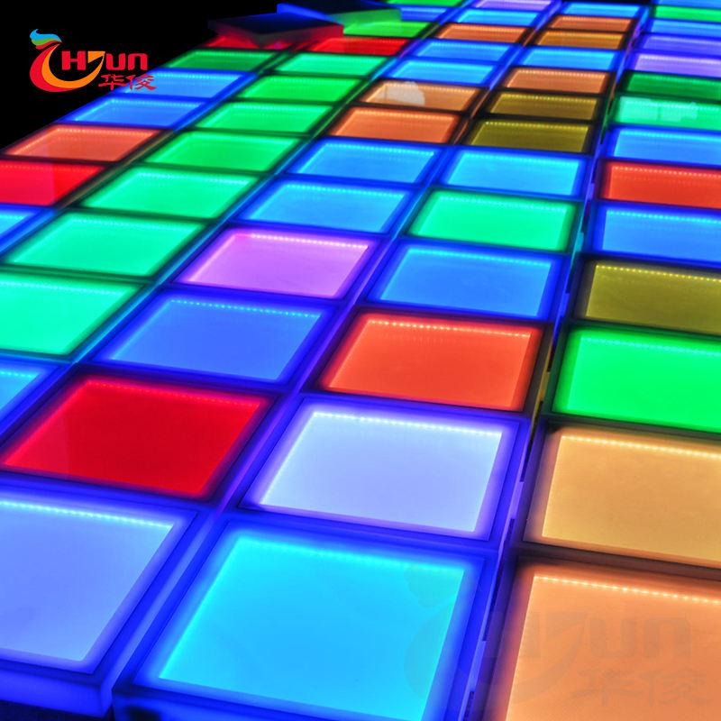 открытый/закрытый glow sensitive 12 В светодио дный LED dance <span class=keywords><strong>пол</strong></span> костюм для вечерние, бар или кино театр