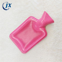 Home use rubber hot and cold water bottle bag