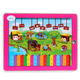 new y pad gw-tys2911a 3d learning & education toys multifunction farm toys for kids