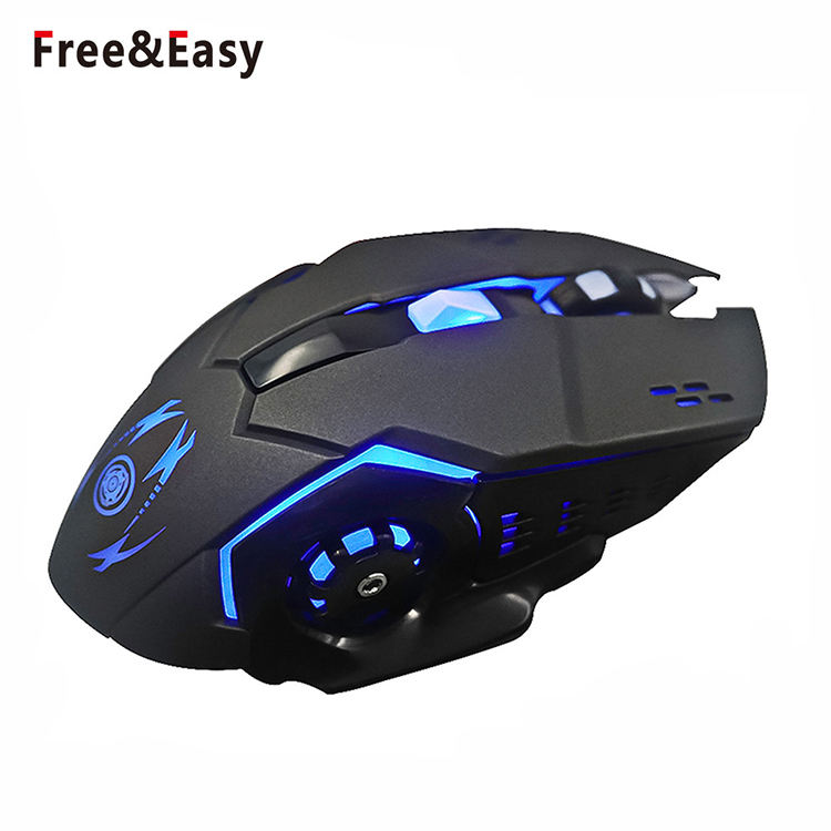 Best Low Budget Gaming Mouse 6 Keys Usb Wired Optical Computer Professional Gaming Maus With Logo