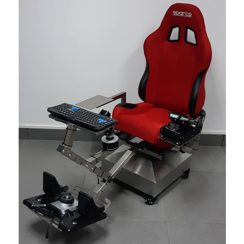 2DOF motion simulator VR car racing games motion racing simulator competitive price compact size