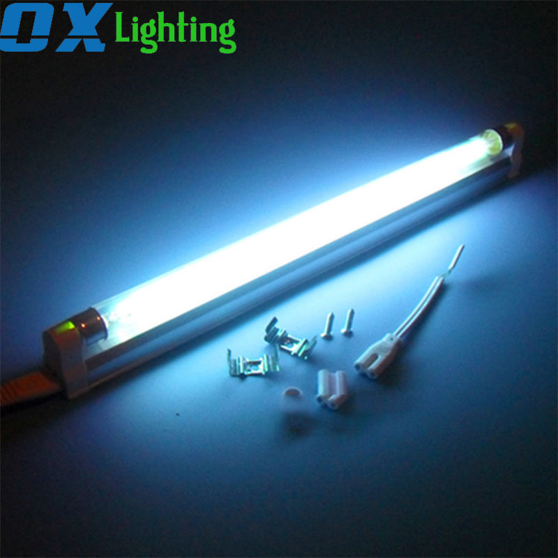 T5 UV Germicidal Lamp 8W 15W 20W 30W 40W T4 T6 T8 Ultraviolet Radiation UVC Tube Lamp