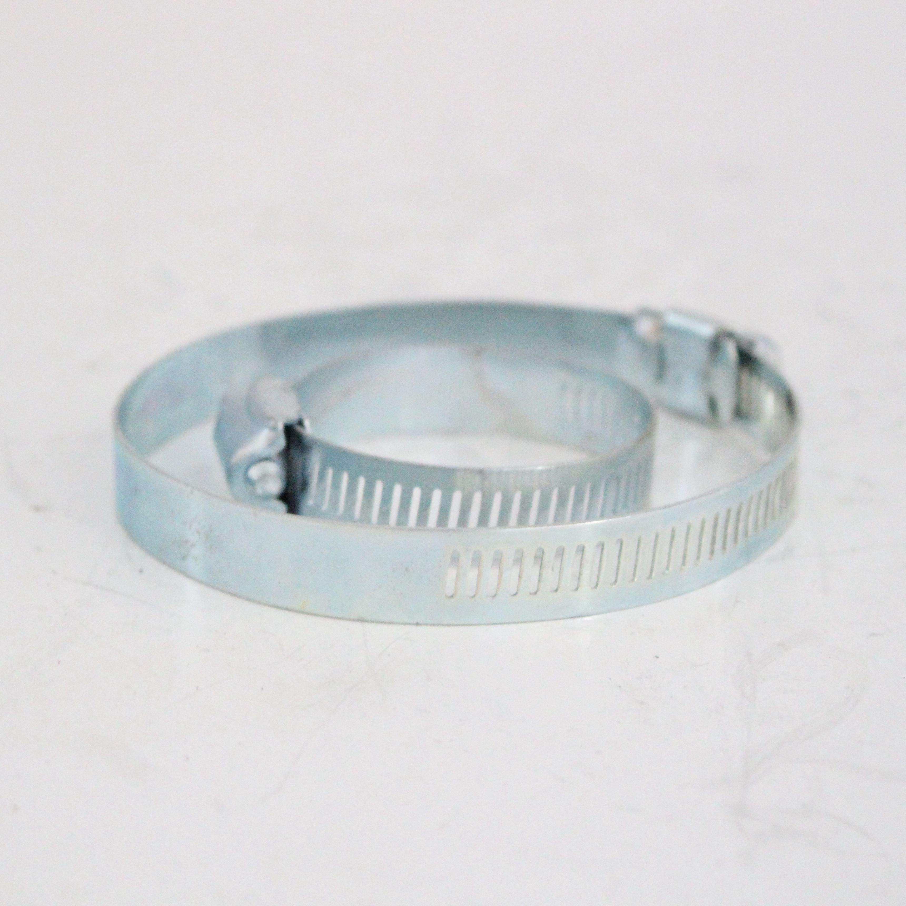 W1 American Type Galvanized Steel Worm-drive hose clamp