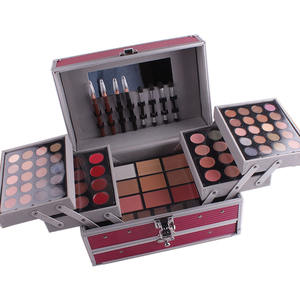 Make Yourself Brand Professional Cosmetics Kit Colorful Eye Shadow Palette Big Cheap Makeup Kit