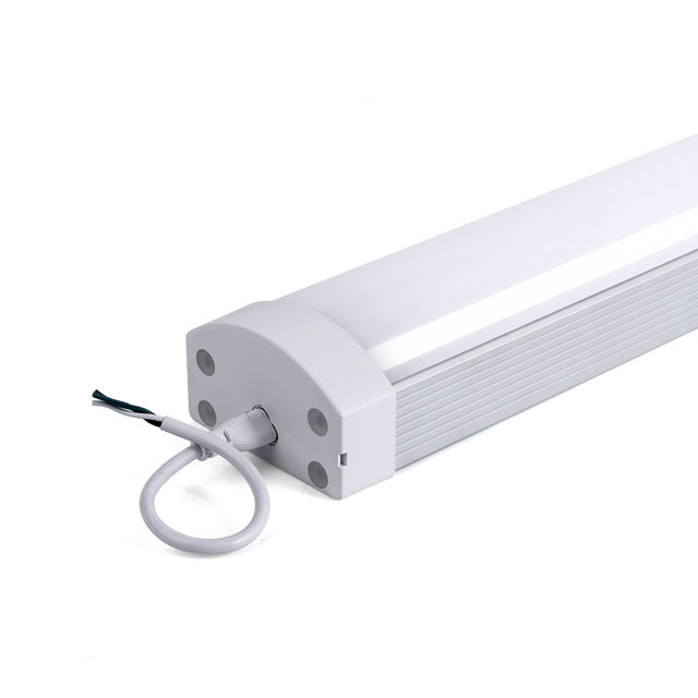 Dlc Tuv CE elencato su misura commercio all'ingrosso di dimmable Ha Condotto La luce tri-prova collegabile led batten luce