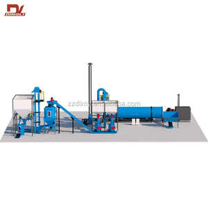 Turn-key Project Wood Pellet Production Line Price