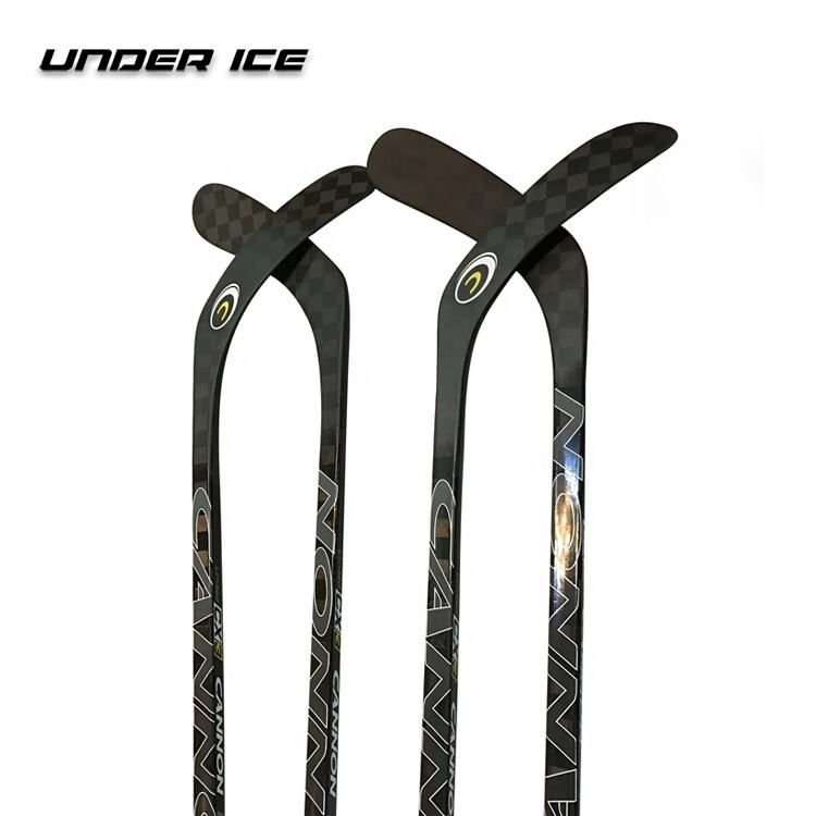 Top Quality Custom Name Carbon Ice Hockey Stick with 3K/12/18K