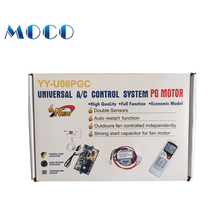 With experienced factory supply 5 work mode remote universal ac control system
