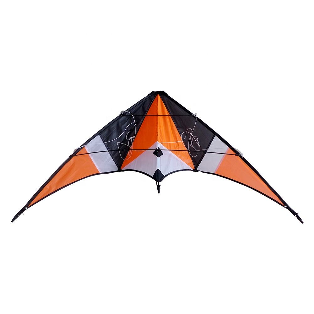 Promotional High Quality Dual Line Professional Delta Stunt Kite