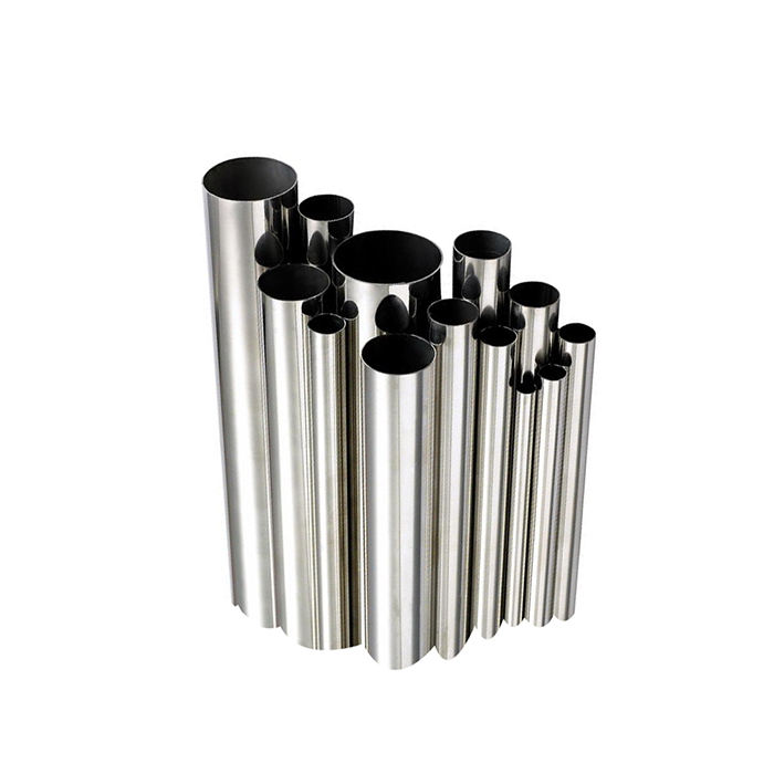 China professional supply round ASTM AISI TP 304 grade ss stainless steel tube price per ton
