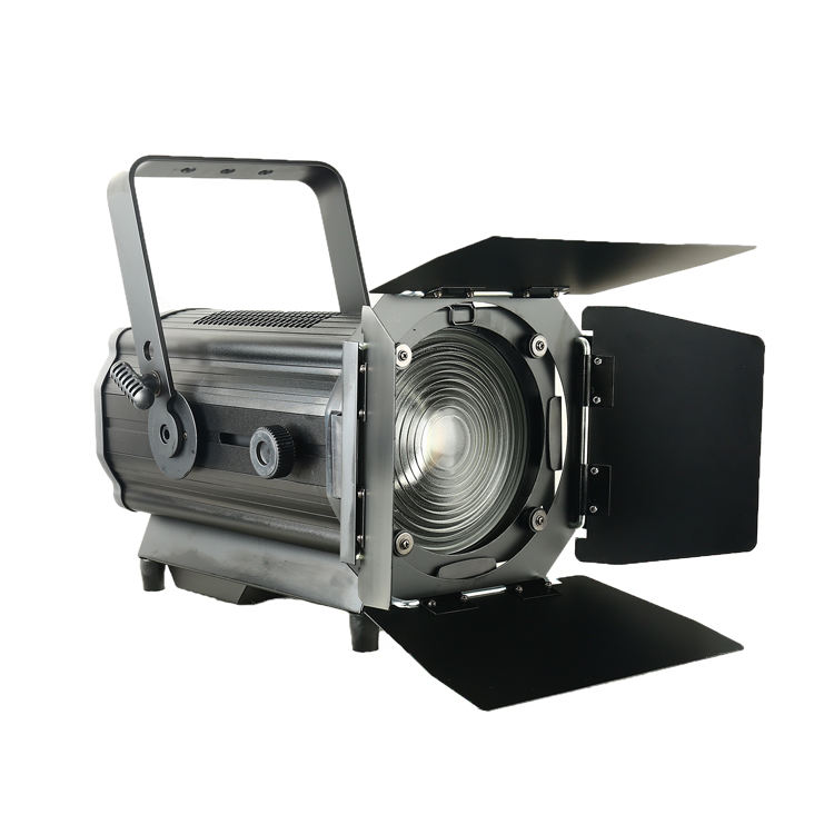 Focusable Daylight And Tungsten Fresnel Light For Studio