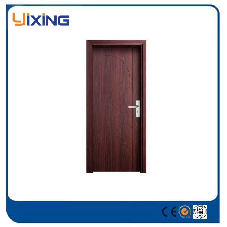 High Quality Cost Effective Hot Selling Entry simple birch wood veneer and mdf door
