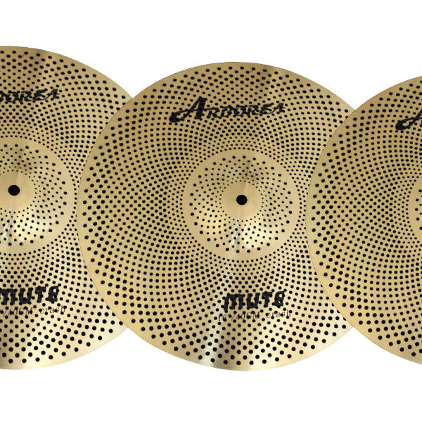 Arborea Hot Sale Mute Cymbals Pack For Practice