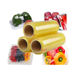 Custom food grade pvc stretch film for food with excellent stretch