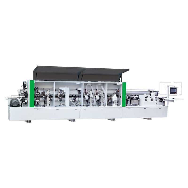 HC468JAS Hicas Pvc Door Edge Banding Machine Automatic For Woodworking