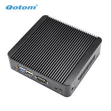 ODM Computer Mini Pc win 10 8 7 Pro Pc Gamer Core Computer