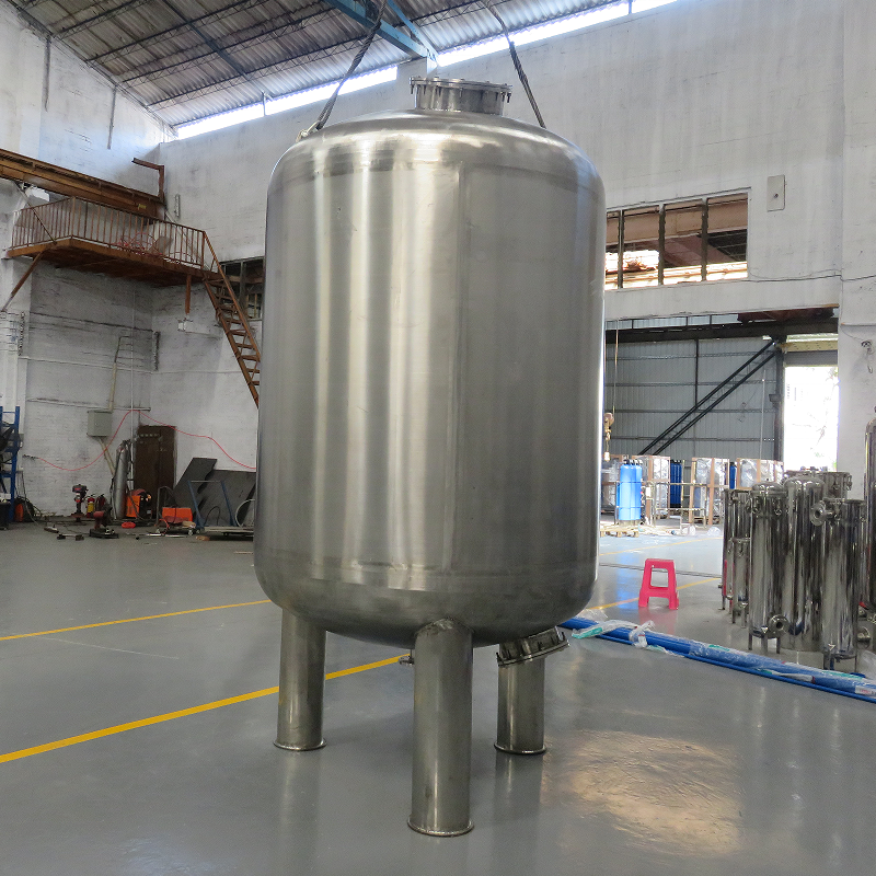 2000L 304 SS high quality strong 3000 liter water tank for ro water tank ofstainless steel water tank 1000 liter machine