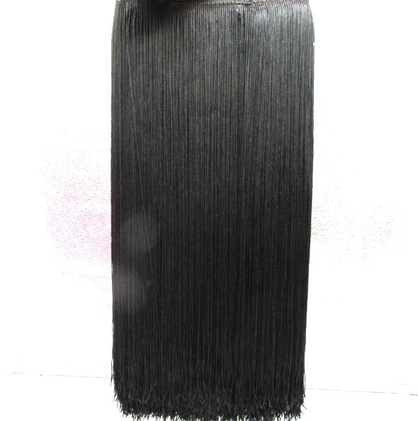 More Colors 100CM Polyester Fringe Trimming for Decoration