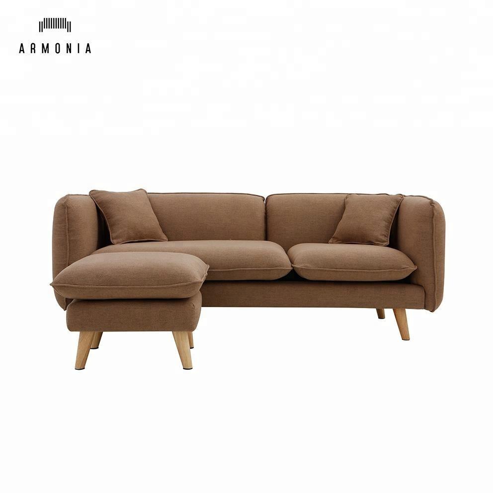 <span class=keywords><strong>Muebles</strong></span> de la Sala establece tela de diseño moderno sofá seccional