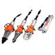 Hydraulic spreader cutter earthquake disaster emergency rescue tools